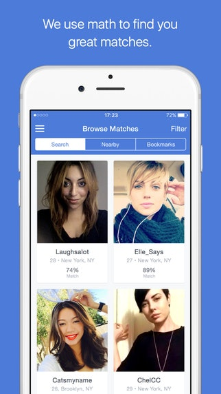 Blendr dating search
